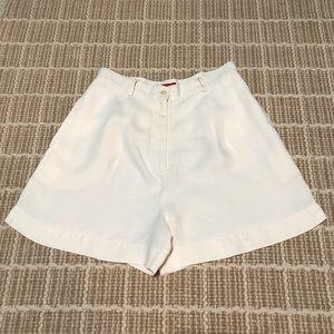 Vintage ESPRIT Linen Shorts